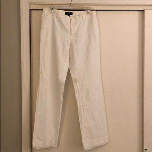 Banana Republic Linen Trouser